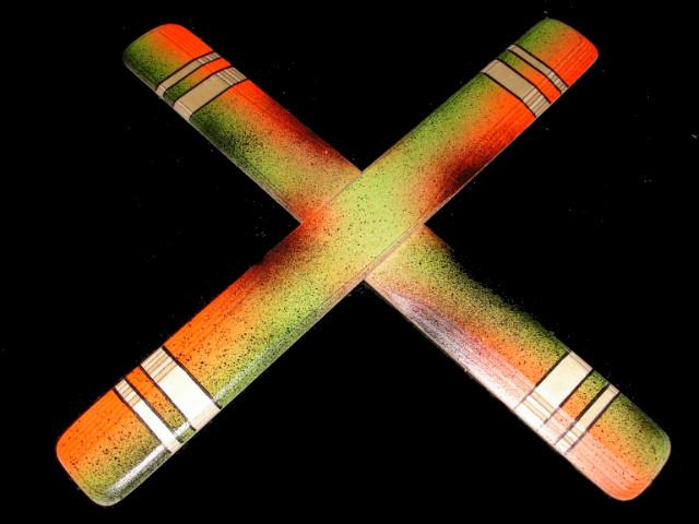 Crosstick Boomerang
