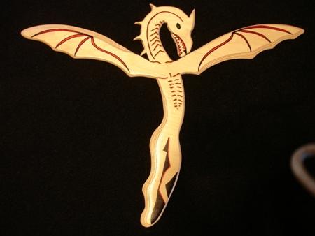 Draco Boomerang