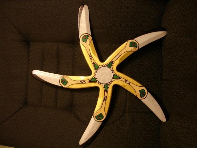 Glaive Boomerang