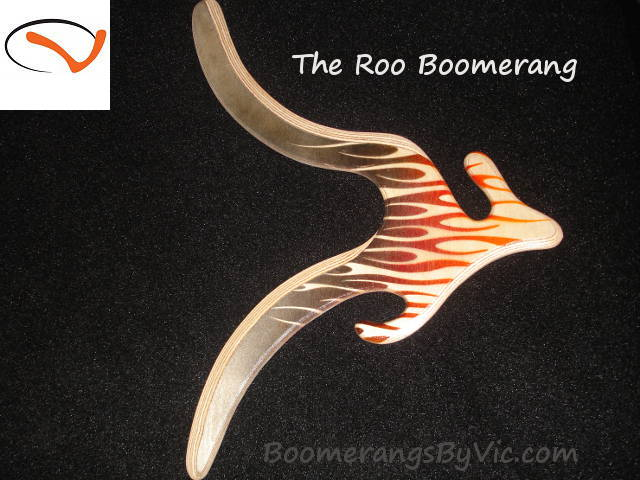 The Roo Boomerang