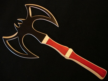 Warlock Boomerang